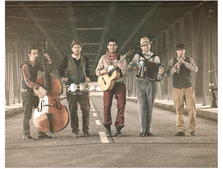 Schallgefluester Ticos Orchester 2