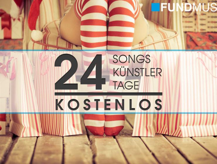 Schallgefluester FundMusic Adventskalender