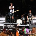 Shortcut: Blackout Problems on Tour und bei Titus