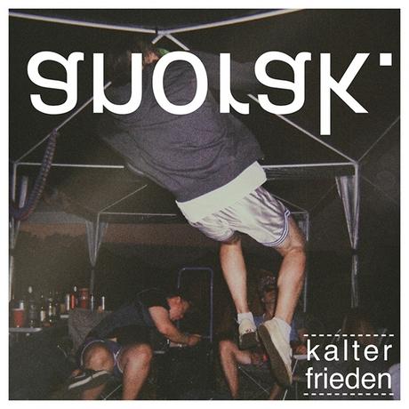 Anorak. Kalter Frieden Cover