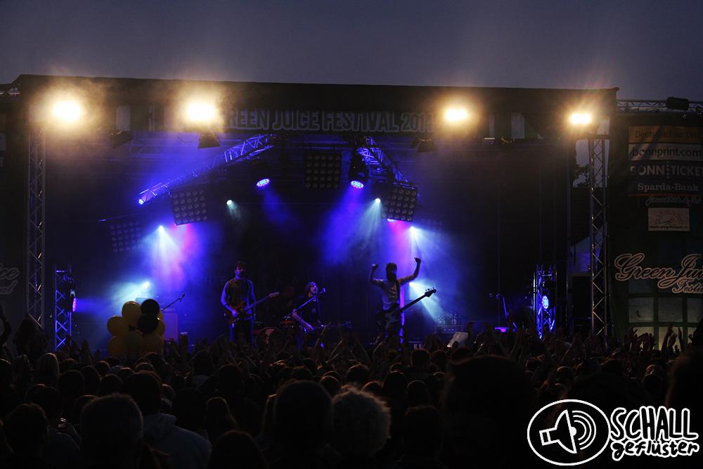 Green Juice Festival 2014 Heisskalt