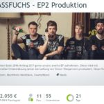 BLASSFUCHS Crowdfunding