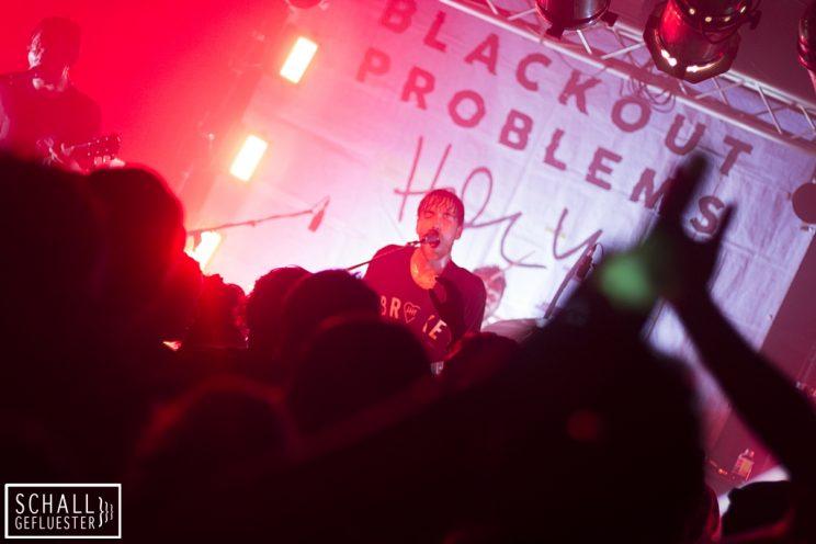 Blackout Problems Rats in the Gutter Köln Underground   Schallgefluester   Credits: Christin Meyer
