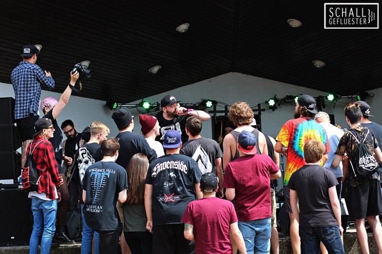 Light Your Anchor Hardcore Help Foundation Summerfest 2016 | Schallgefluester | Credits: Christin Meyer