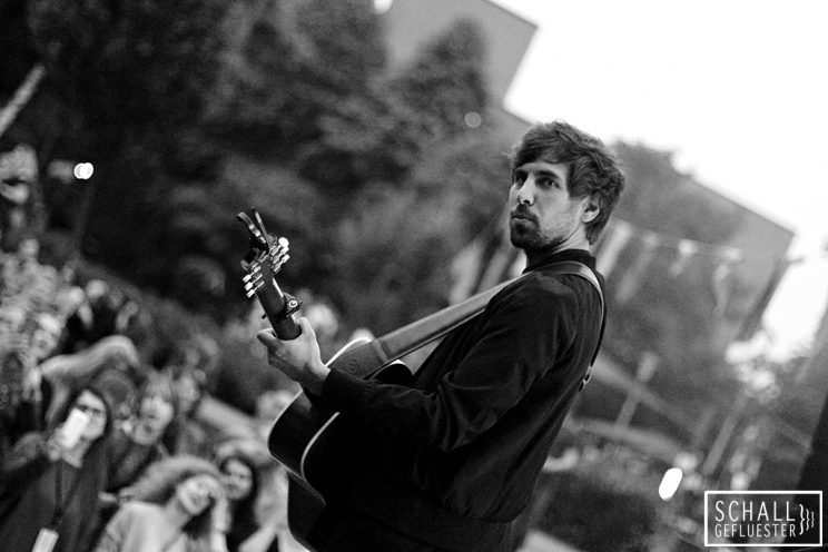 Max Giesinger Pie in the Sky Universität Duisburg-Essen | Schallgefluester | Credits: Christin Meyer