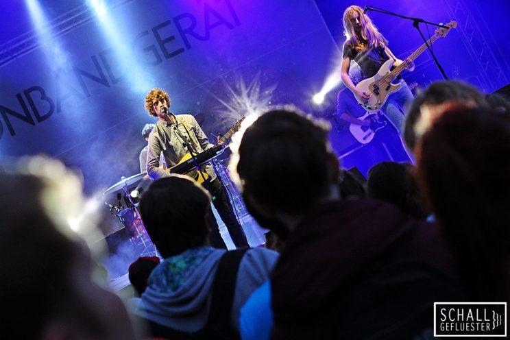 Tonbandgerät Passion Of The Young POTY Festival Schwedt | Schallgefluester | Credits: Christin Meyer