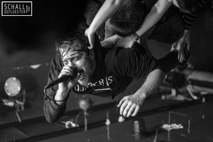 Blackout Problems Vortex Surfer Musikclub Siegen | Schallgefluester | Credits: Christin Meyer