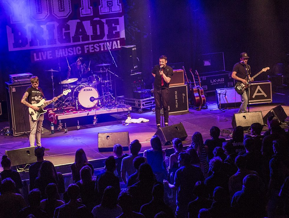 Love A Youth Brigade Festival 2017 Dortmund Schallgefluester Credits Christin Meyer