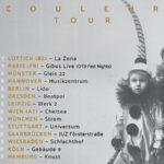 Shortcut: FJØRT auf Couleur Tour 2017/2018