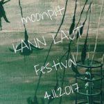 Ankündigung: Moonpit KANN LAUT Festival 2017