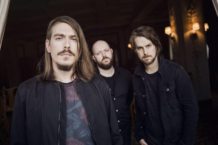 FJØRT Bandfoto, Credits by Andreas Hornoff