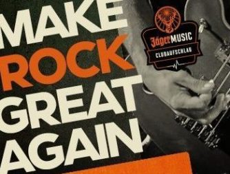 Make Rock Great Again Kaiser Franz Josef The Wholls Jägermeister Schallgefluester