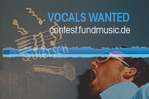 Schallgefluester FundMusic-Contest 1