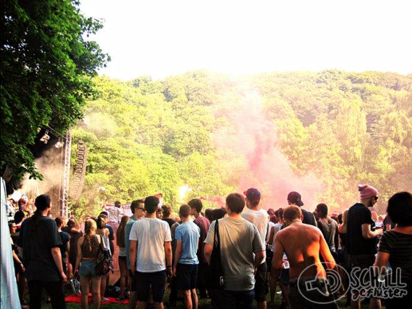 Schallgefluester Pfingst Open Air Werden 2014