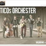 Ticos Orchester - Vagabund EP