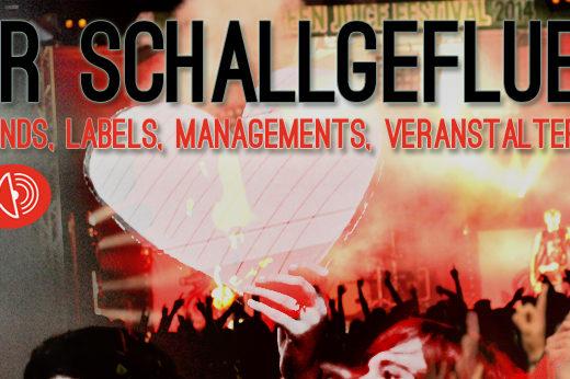 Schallgefluester Interview mit... UNS! 5