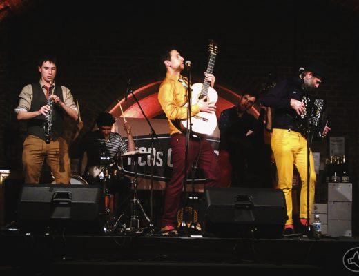 Schallgefluester Ticos Orchester in Köln 2