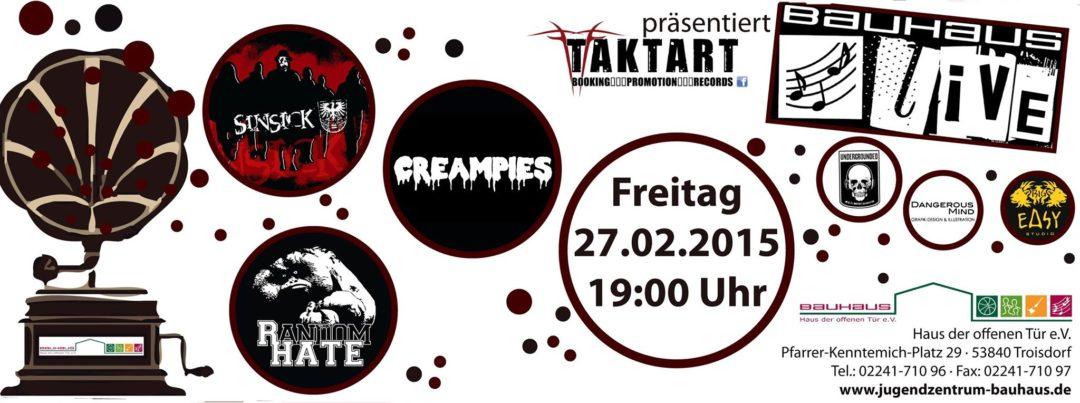 Schallgefluester Creampies in Troisdorf