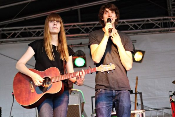 Schallgefluester Sommersause Kulturfestival in Dortmund