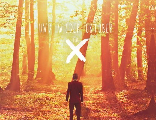Schallgefluester Und wieder Oktober - Tag X