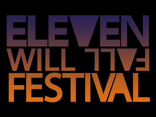 Eleven Will Fall Festival Logo
