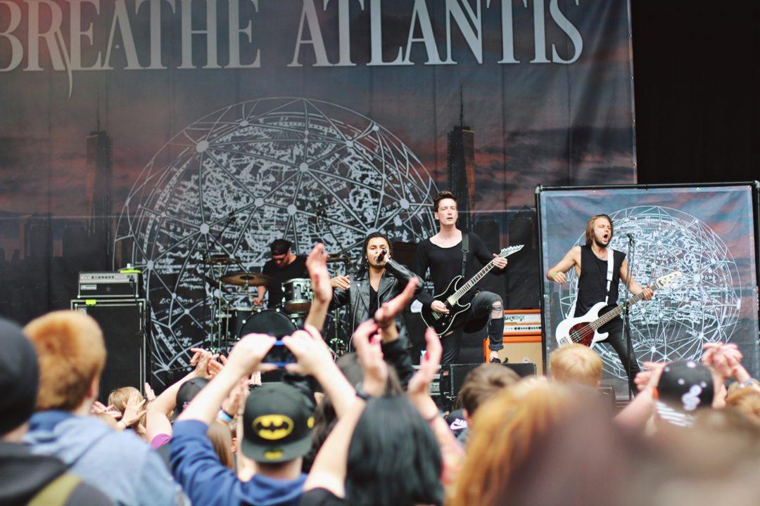 Breathe Atlantis Pfingst Open Air Werden