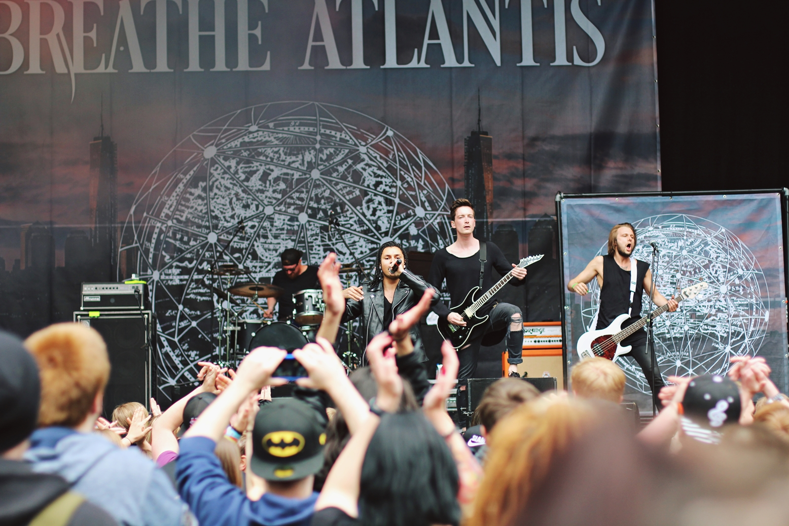Breathe Atlantis Pfingst Open Air Werden
