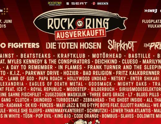Rock am Ring 2016
