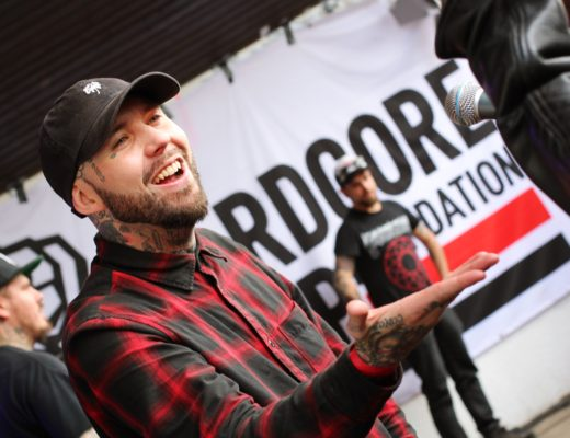 Deez Nuts Hardcore Help Foundation Summerfest