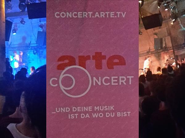 Arte Concert Editors