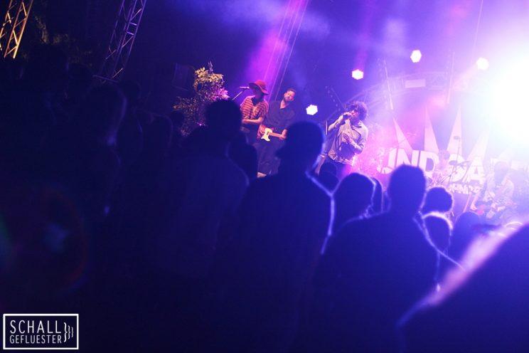 Soundgarden Festival 2016 L'aupaire