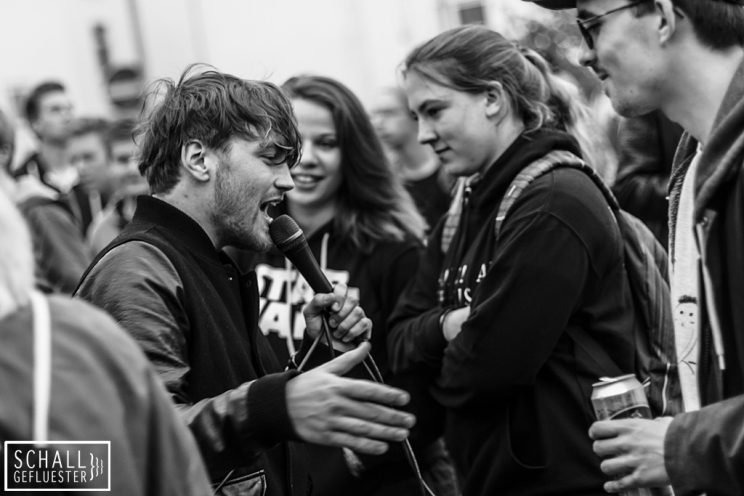 Blackout Problems Hessentag 2016 Herborn | Schallgefluester | Credits: Christin Meyer