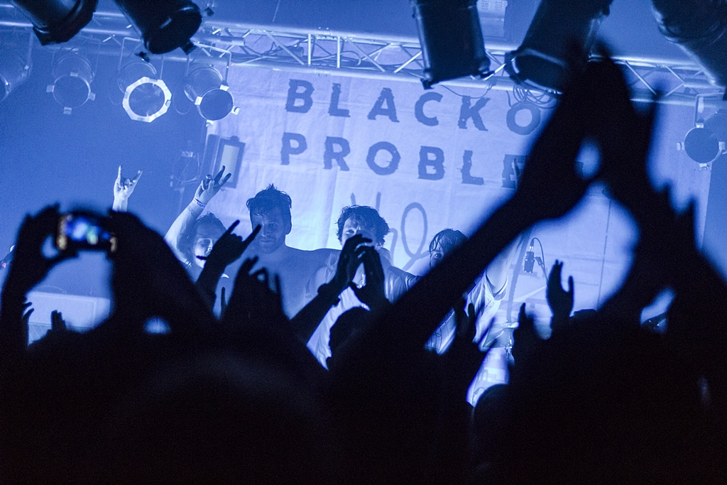 Blackout Problems   Rats in the Gutter Köln   Schallgefluester   Credits: Christin Meyer