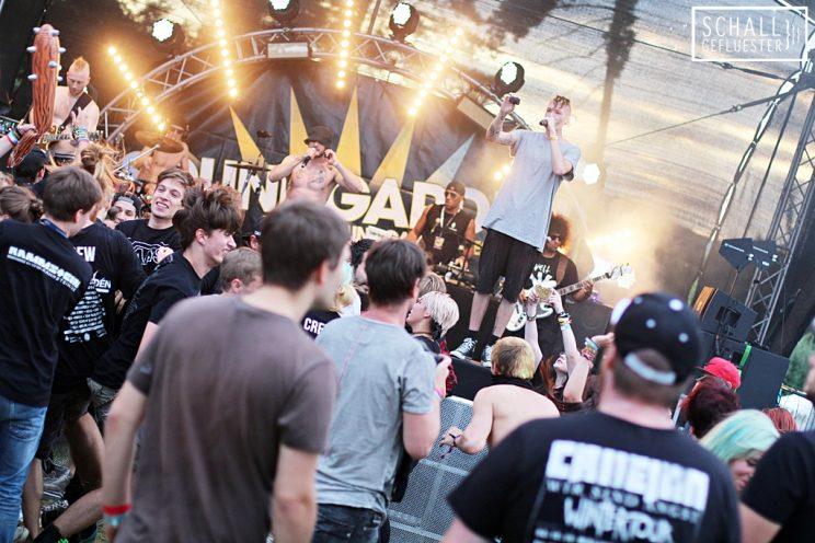 Swiss und die Andern Soundgarden Festival 2016 Bad Nauheim | Schallgefluester | Credits: Christin Meyer