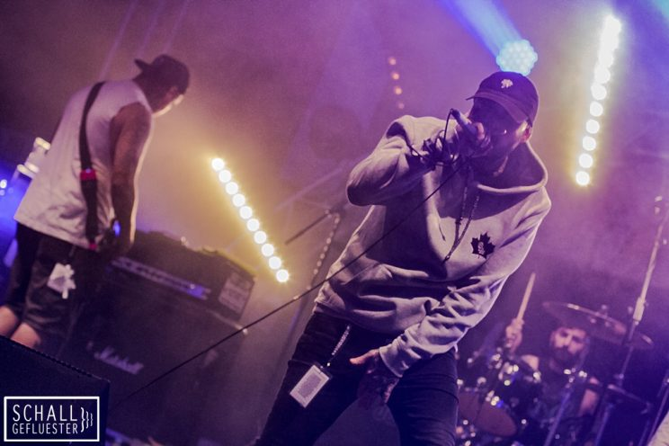 Deez Nuts Soundgarden Festival 2016 Bad Nauheim | Schallgefluester | Credits: Christin Meyer