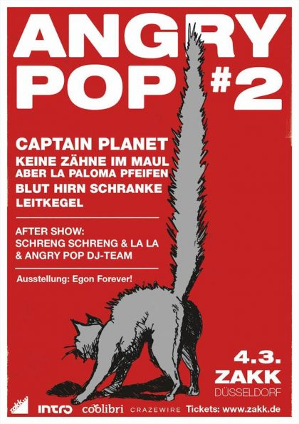 Angry Pop #2 Plakat