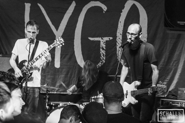 LYGO am 18. August 2017 im BLA beim Green Juice Festival 2017 in Bonn | Schallgefluester | Credits: Christin Meyer