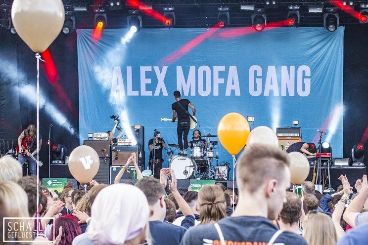 EMMA6 beim Green Juice Festival 2017 am 19. August 2017 in Bonn | Schallgefluester | Credits: Christin Meyer