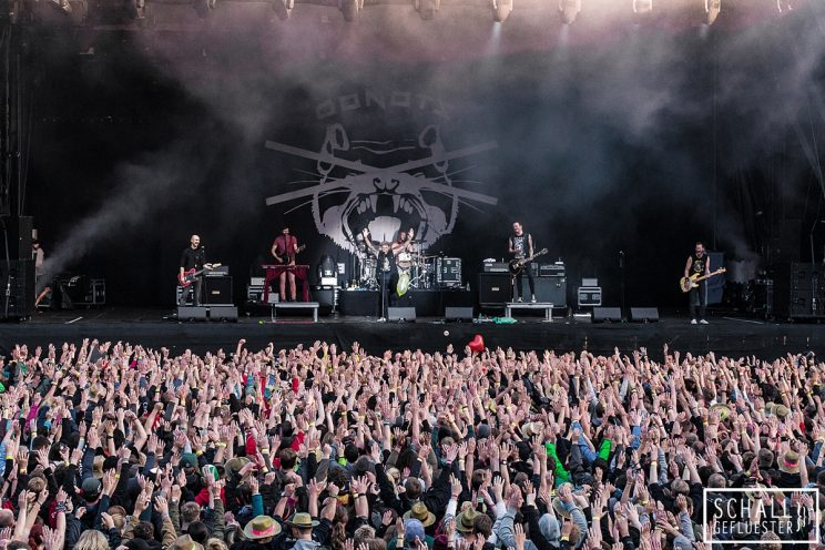 DONOTS am 05. August 2017 beim Big Day Out 9.0 in Anröchte | Schallgefluester | Credits: Christin Meyer