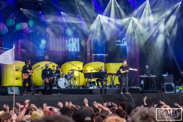 Bosse am 04. August 2017 beim Big Day Out 9.0 in Anröchte | Schallgefluester | Credits: Christin Meyer
