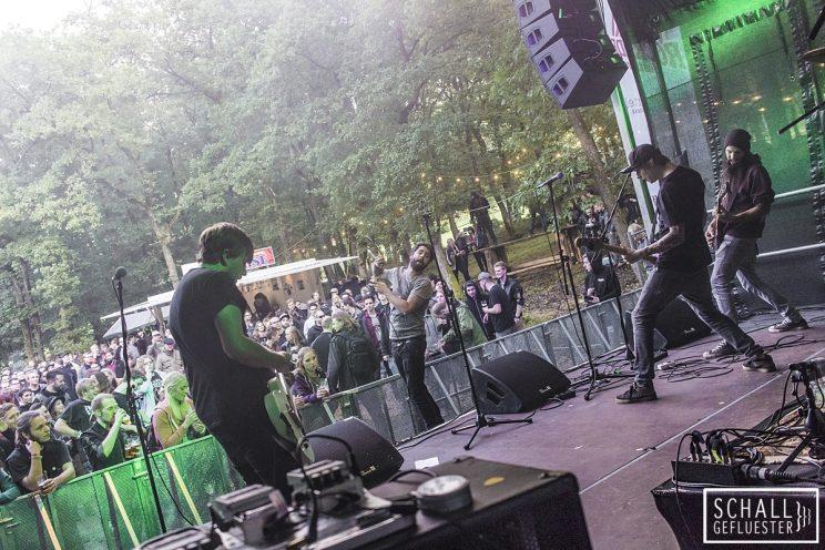 Pappasaft beim Rockade Festiwoll am 02. September 2017 in Lennestadt-Kirchveischede | Schallgefluester | Credits: Christin Meyer