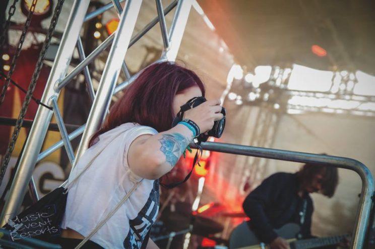 Auf dem Soundgarden Festival 2016 | Foto: Nicole/Music-Event-Reports