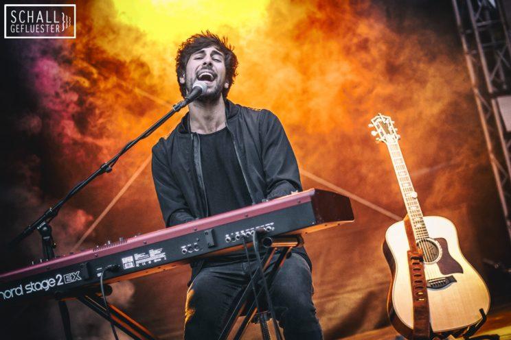 Max Giesinger live Schallgefluester Credits Christin Meyer