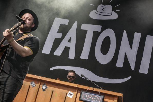 Fatoni beim Pfingst Open Air Werden 2018 POAW2018 Schallgefluester Credits Christin Meyer