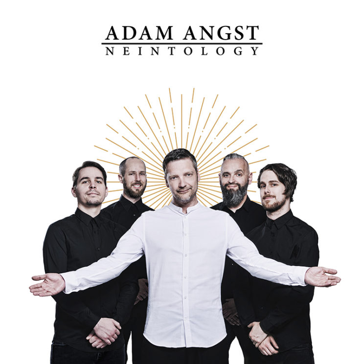 Adam Angst Neintology Album Cover