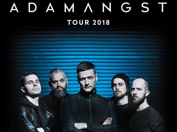 ADAM ANGST 2018 Tour