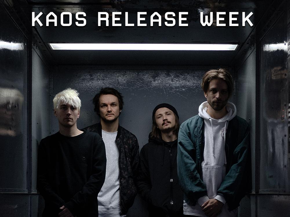 Blackout Problems KAOS Release Week