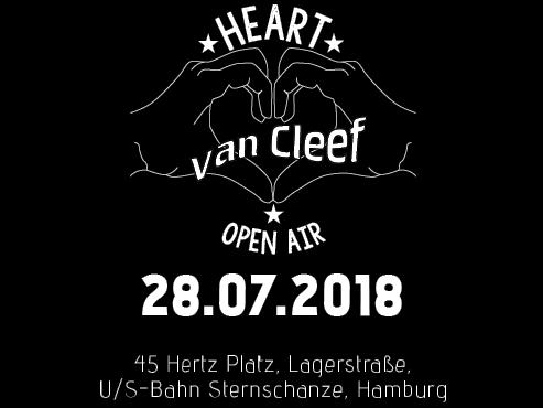 Heart van Cleef 2018 Plakat Thumbnail