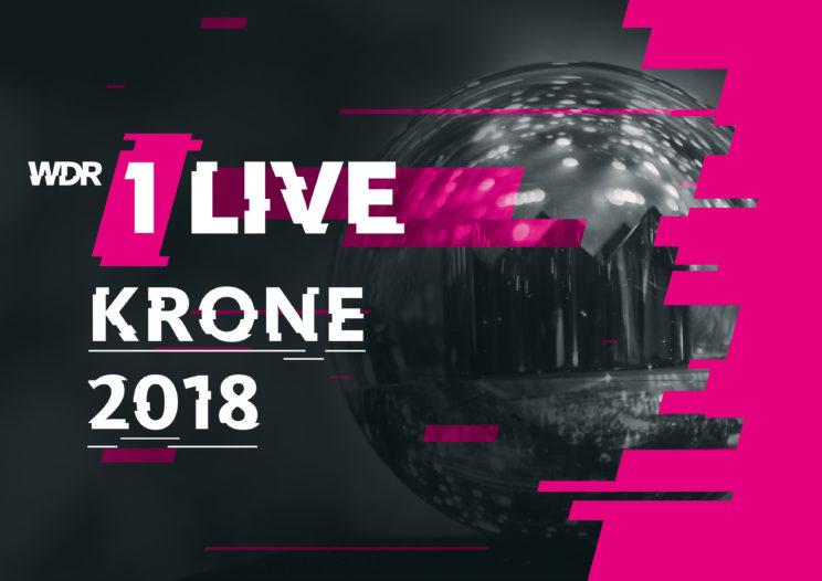 1LIVE Krone 2018 Visual | Credits: ©1LIVE