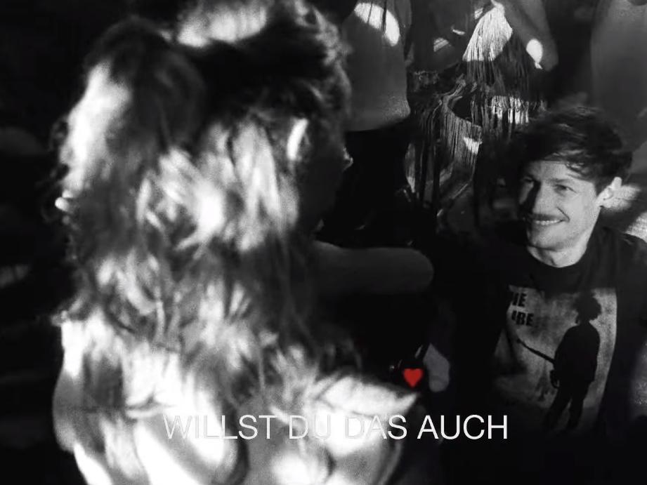 TÜSN KÜSN Musikvideo Screenshot